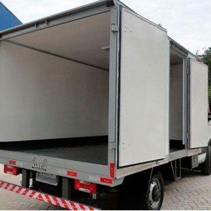 Preço de baú refrigerado para caminhão 3 4