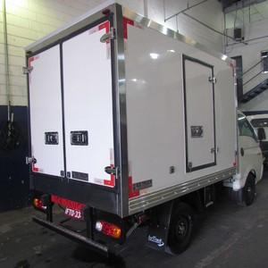 Baú refrigerado para truck