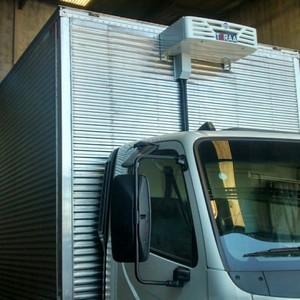 Aparelho de refrigeração para caminhão