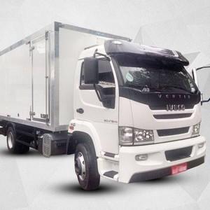 Baú câmara fria a venda caminhão truck