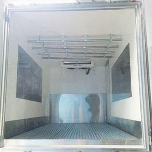 Baú de alumínio para caminhão