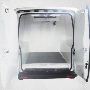 Isolamento térmico e acústico para veículos