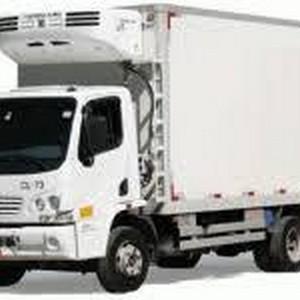 Refrigeração para caminhão baú