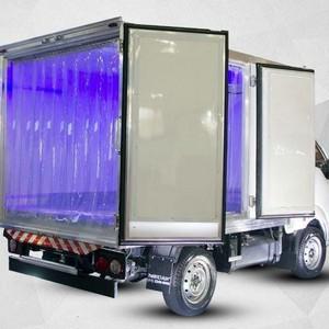 Venda de caminhão baú refrigerado